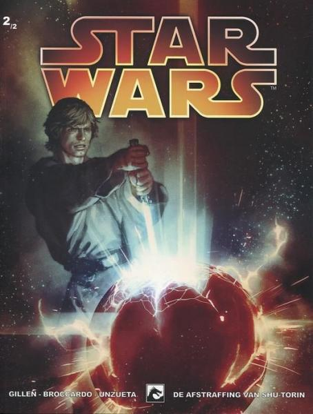 Star Wars (2 - Dark Dragon Books) 26 De straf voor Shu-Torun, deel 2