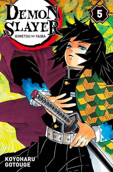 Demon Slayer - Kimersu no Yaiba 5 Tome 5