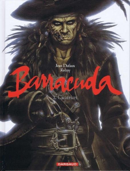 Barracuda (Jérémy) 2 Cicatrices