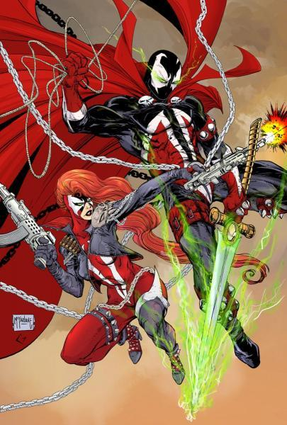 Spawn 302 Hell Hunt, Part 1