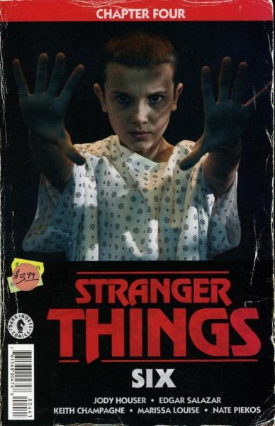 Stranger Things: Six 4 Issue #4