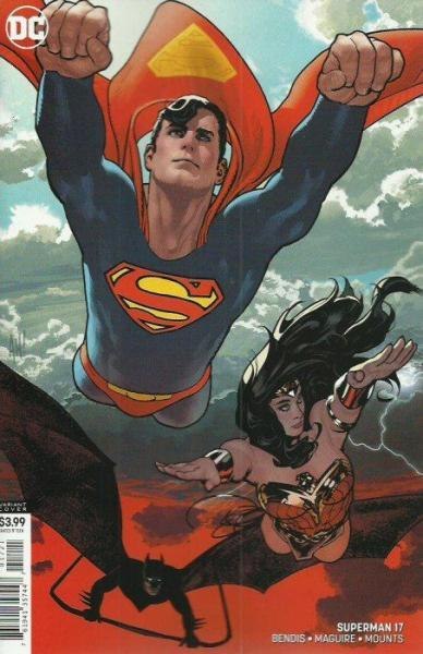 Superman D17 The Truth: Prologue