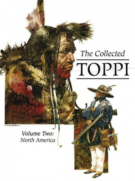 The Collected Toppi 2 North America