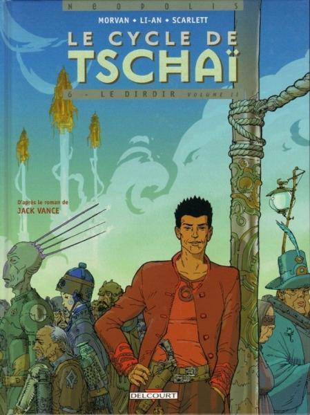 Tschai - De waanzinnige planeet 6 Le Dirdir volume II
