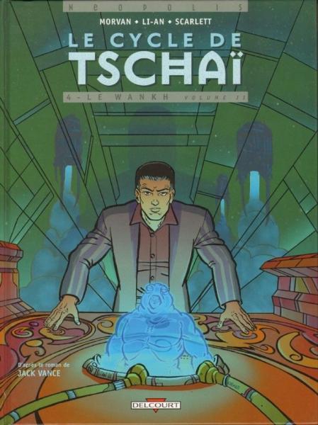 Tschai - De waanzinnige planeet 4 Le Wankh volume II