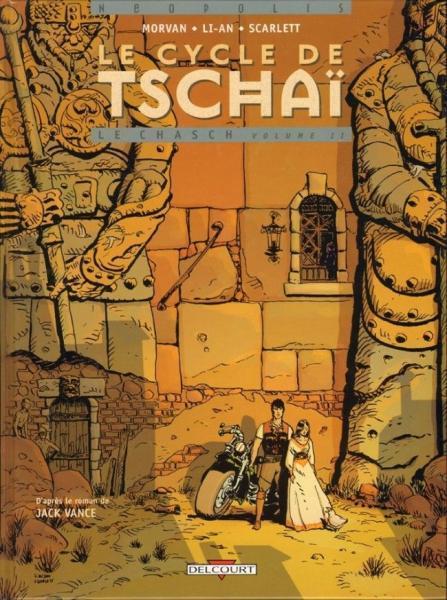 Tschai - De waanzinnige planeet 2 Le Chasch volume II