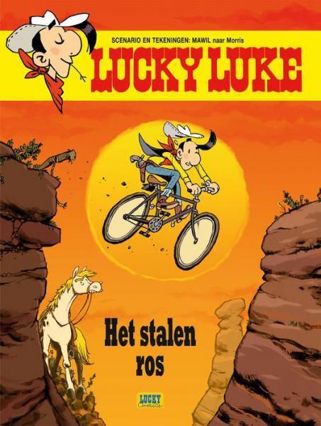 Lucky Luke door... 3 Het stalen ros