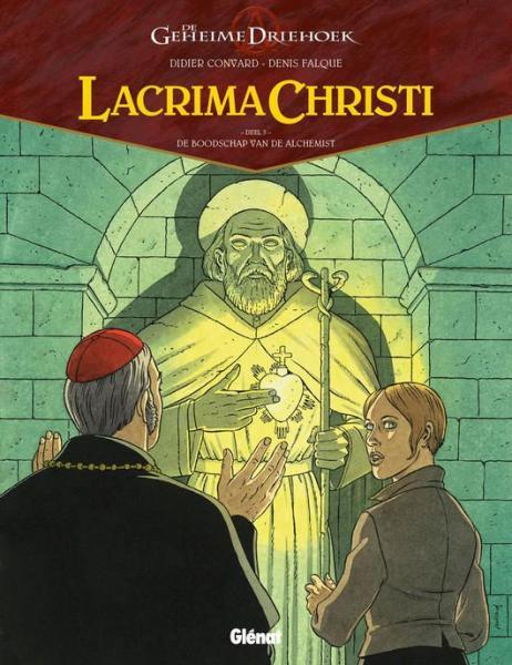 De geheime driehoek - Lacrima Christi 5 De boodschap van de alchemist