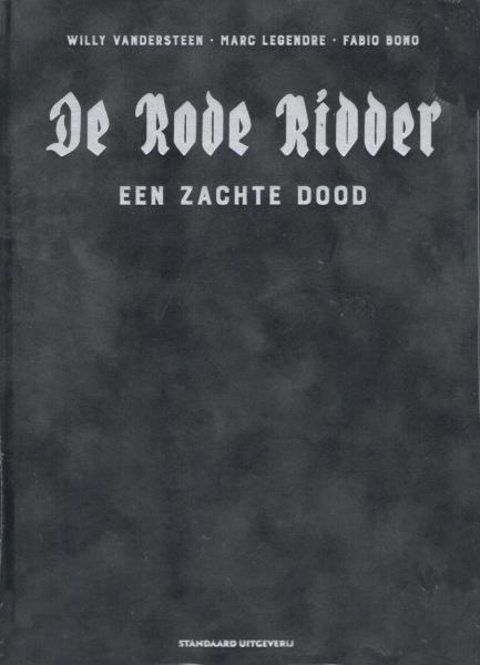 De Rode Ridder 264 Een zachte dood