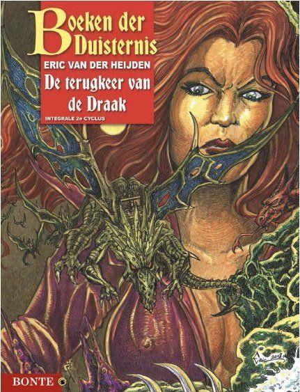 Boeken der duisternis 2 De terugkeer van de draak