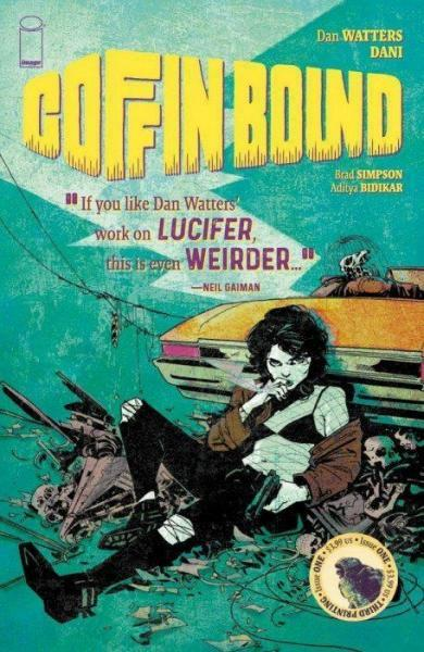 Coffin Bound 1 Issue #1