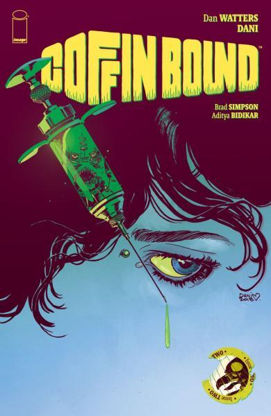 Coffin Bound 2 Issue #2