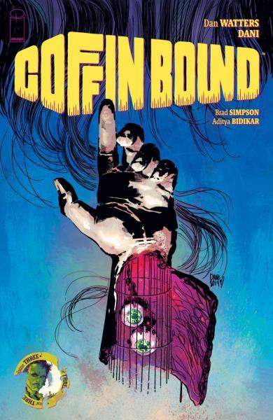 Coffin Bound 3 Issue #3