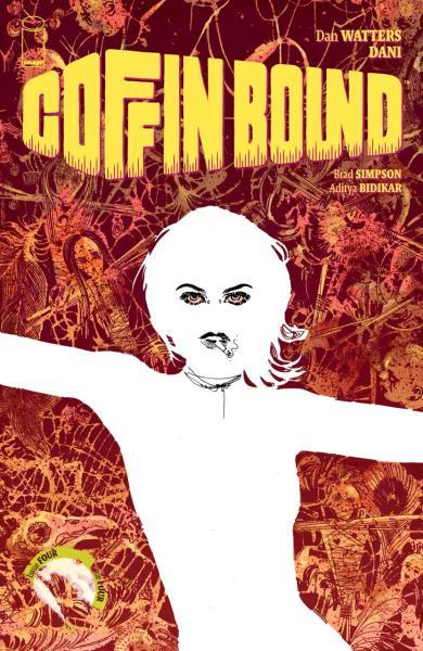 Coffin Bound 4 Issue #4