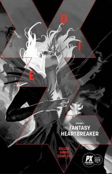 Die INT 1 Fantasy Heartbreaker