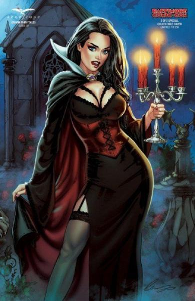 Grimm Fairy Tales A32 Return to Neverland