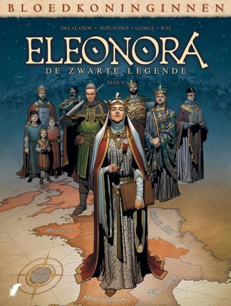 Eleonora, de zwarte legende 6 Deel 6