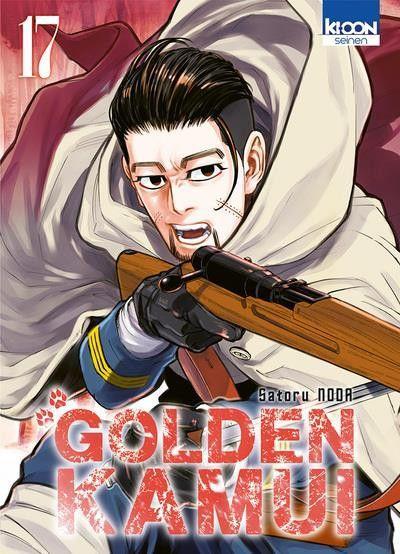 Golden Kamui 17 Tome 17