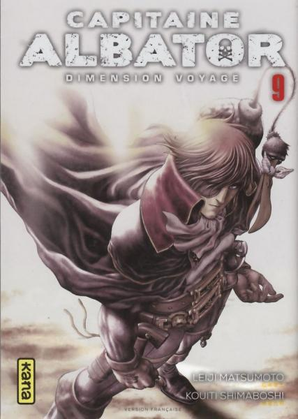 Capitaine Albator - Dimension voyage 9 Tome 9