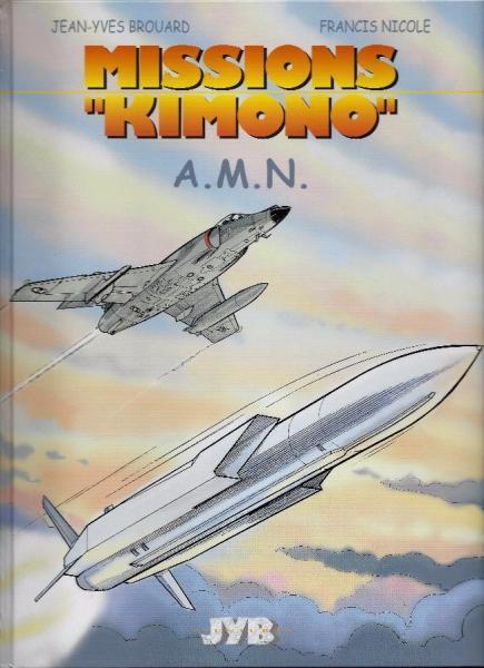 Code Kimono 7 A.M.N.