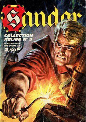 Sandor INT 5 Collection reliée n°5