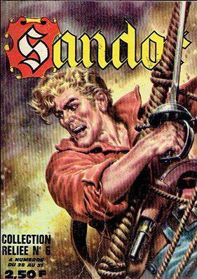 Sandor INT 6 Collection reliée n°6