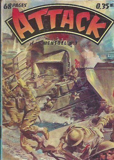 Attack 7 Rivalité dans le ciel