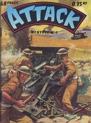 Attack 8 Les monstres du désert