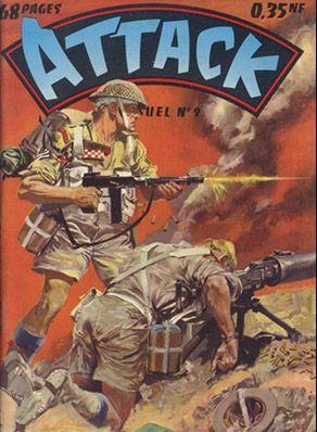 Attack 9 Chassé croisé