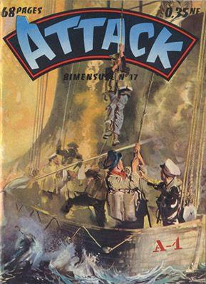 Attack 17 L'armée invisible