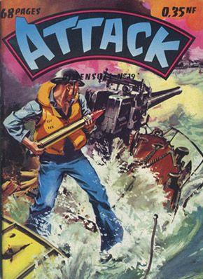 Attack 19 Trompe la mort