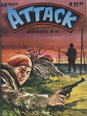 Attack 30 Soldat de fortune (2)