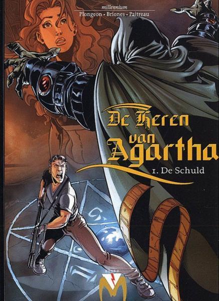 De heren van Agartha 1 De schuld