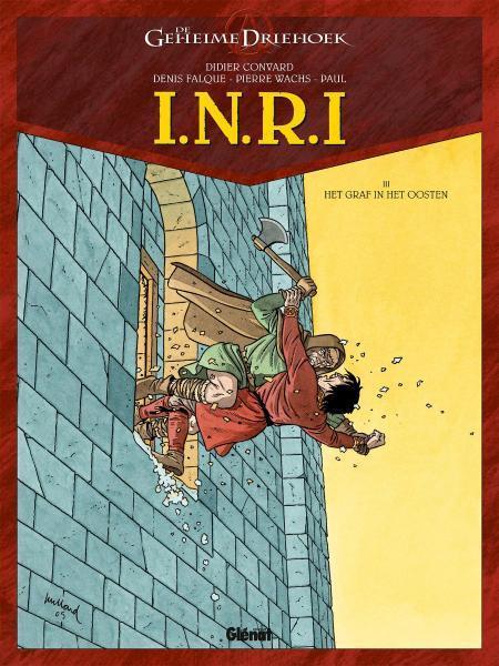 I.N.R.I 3 Het graf in het oosten