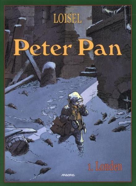 Peter Pan 1 Londen