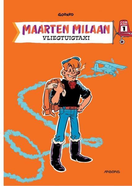 Maarten Milaan INT 1 Vliegtuigtaxi