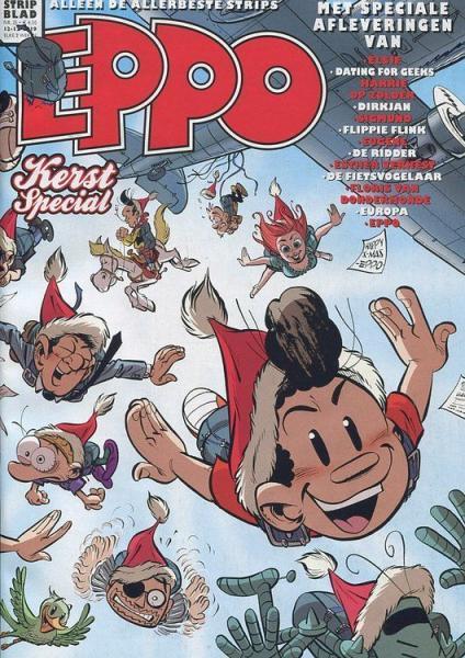Eppo - Stripblad 2019 (Jaargang 11) 25 Nummer 25