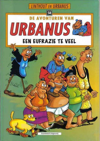 Urbanus 58 Een Eufrazie te veel