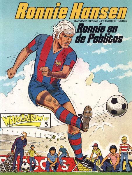 Ronnie Hansen 1 Ronnie en de Pablitos