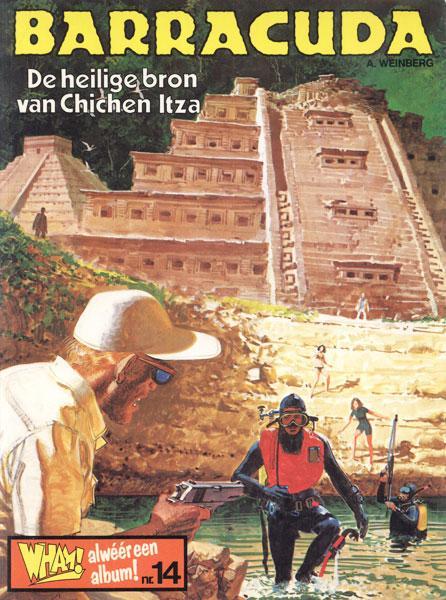 Barracuda (Weinberg) 2 De heilige bron van Chichen Itza