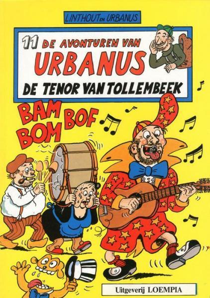 Urbanus 11 De tenor van Tollembeek