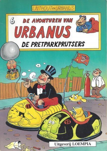 Urbanus 6 De pretparkprutsers