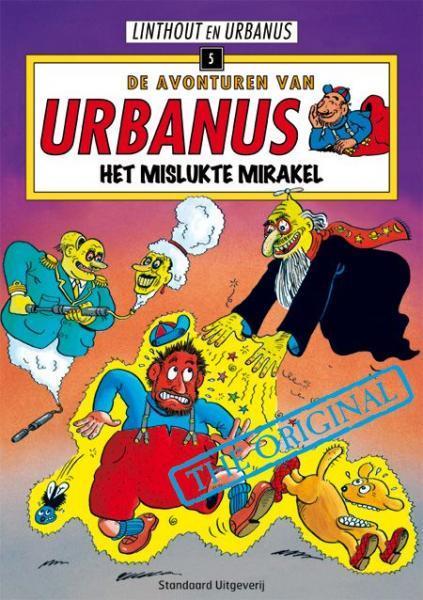 Urbanus 5 Het mislukte mirakel