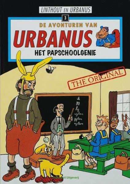 Urbanus 3 Het papschoolgenie