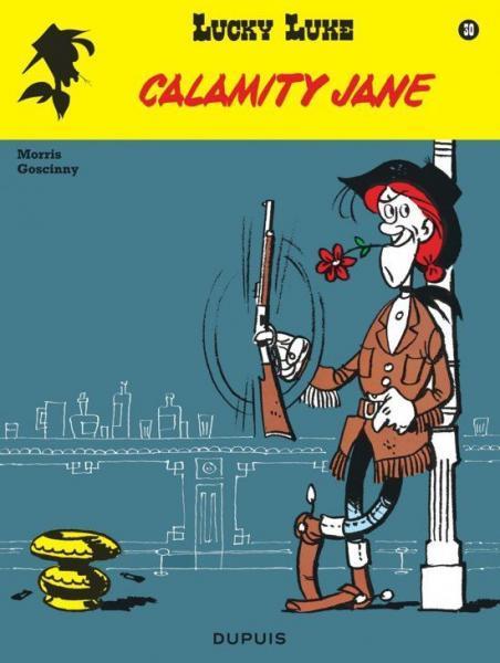 Lucky Luke (Nieuw uiterlijk - Dupuis/Lucky Comics) 30 Calamity Jane