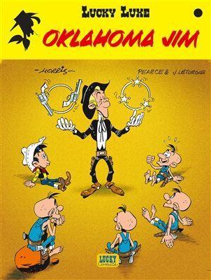 Lucky Luke (Nieuw uiterlijk - Dupuis/Lucky Comics) 69 Oklahoma Jim