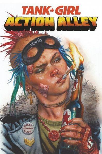 Tank Girl: Action Alley INT 1 Tank Girl: Action Alley