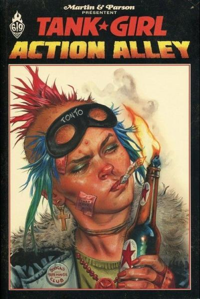 Tank Girl (Ankama) 12 Action Alley