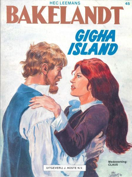 Bakelandt 45 Gigha Island