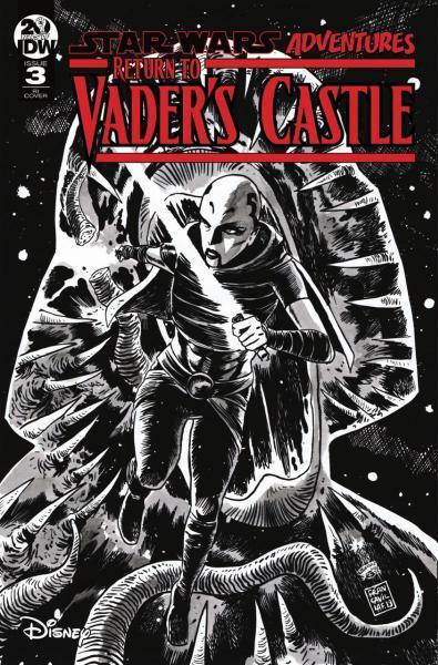 Star Wars Adventures: Return To Vader's Castle 3 Bop Sh-bop, Little Sarlacc Horror